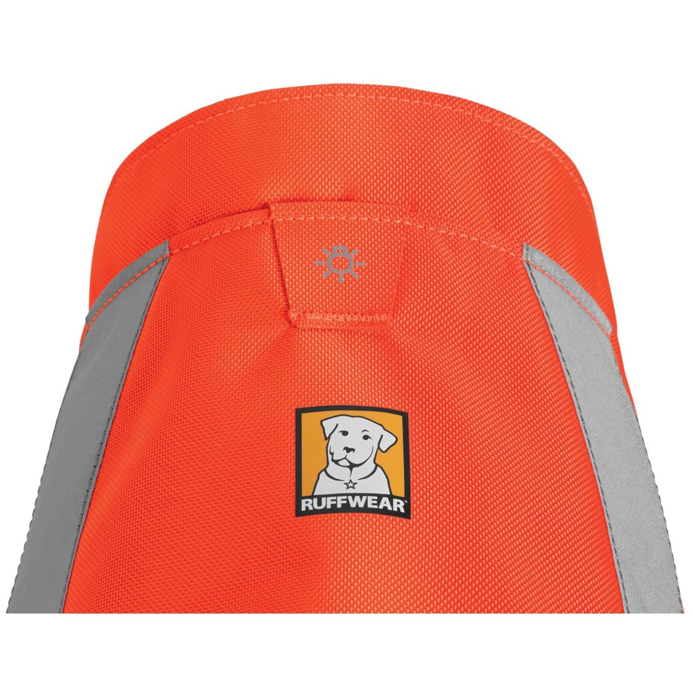 Ruffwear Track Jacket - Blaze Orange light loop