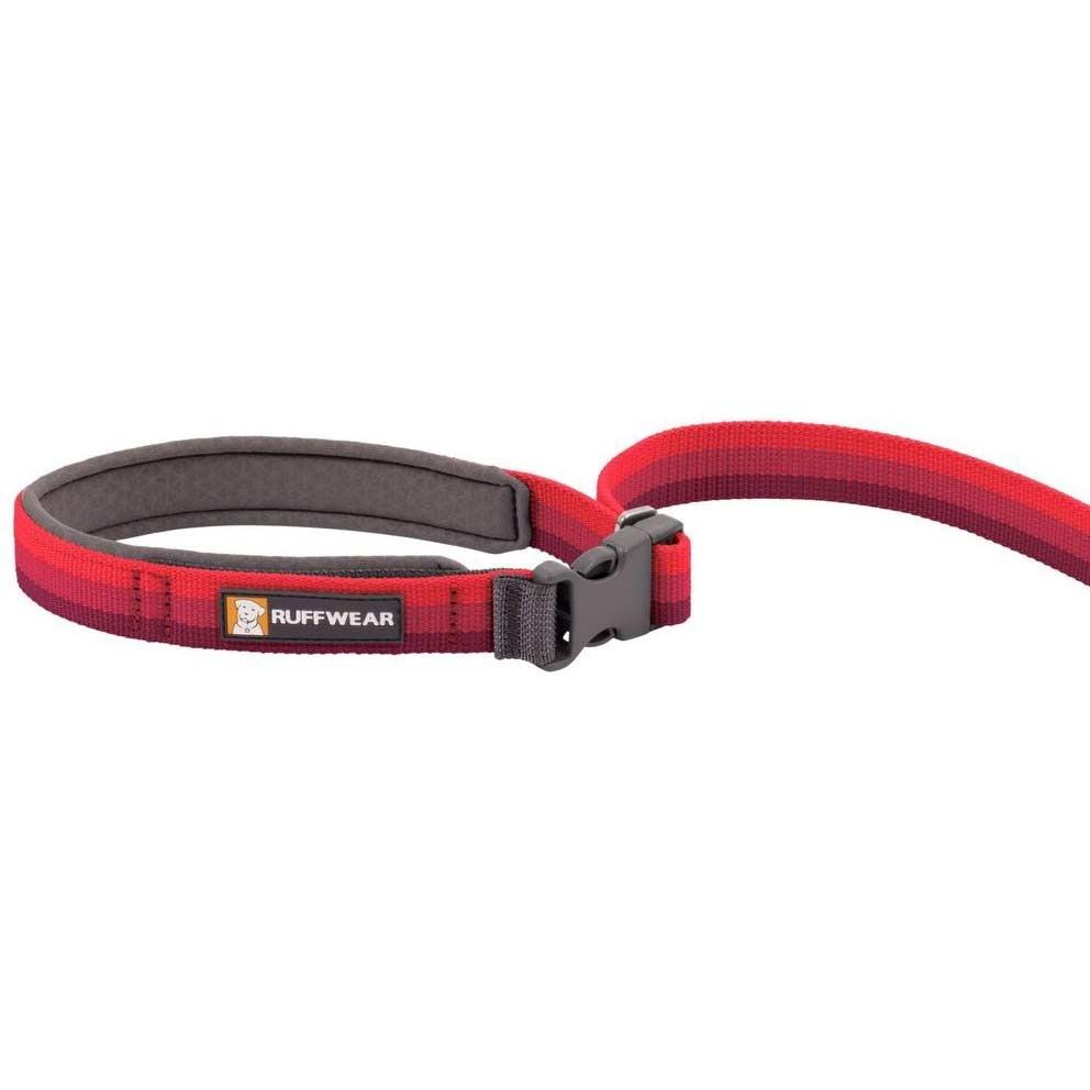 Ruffwear Roamer Bungee Dog Leash - Red Sumac