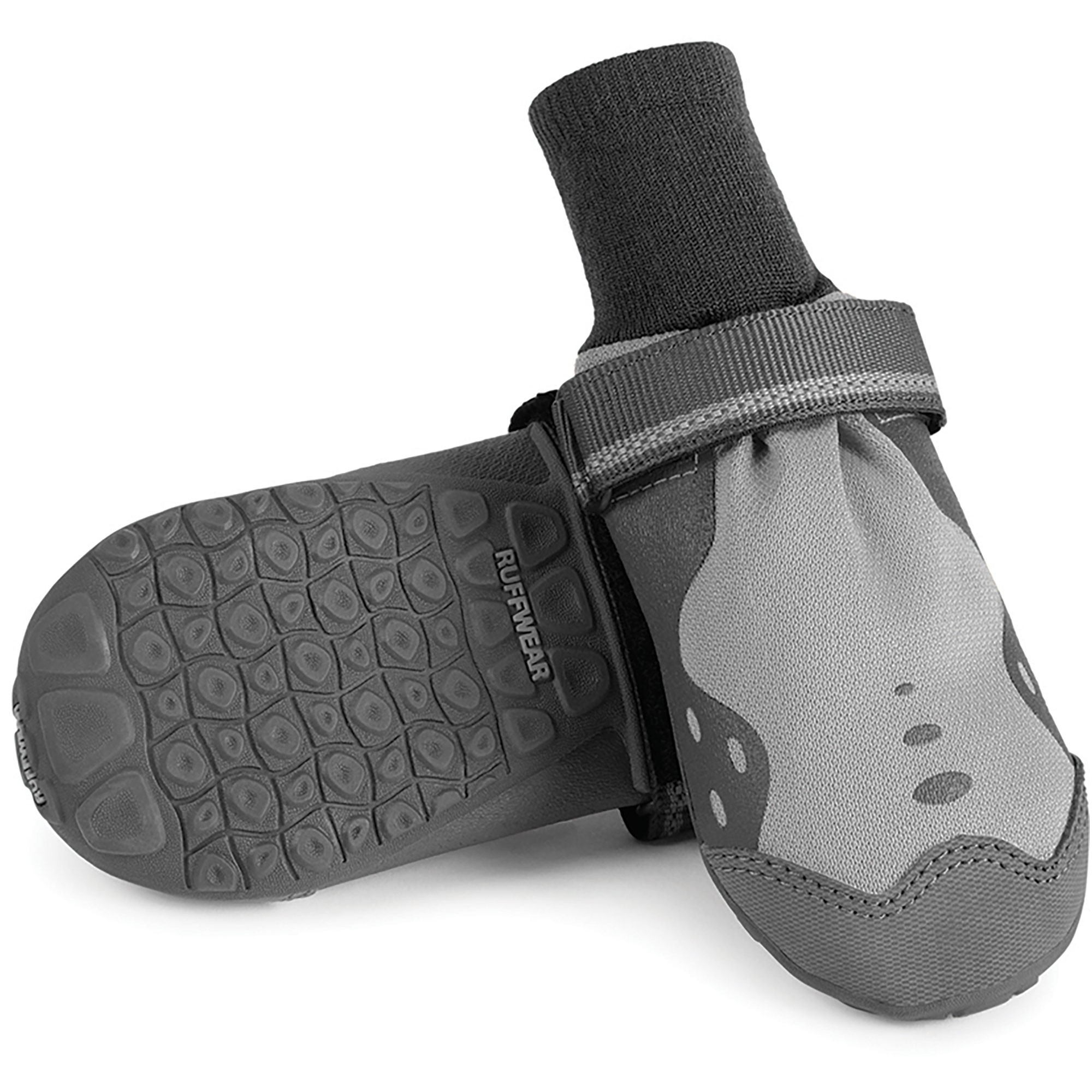 Ruffwear Summit Trex™ Dog Boots 2-Pack - Storm Grey