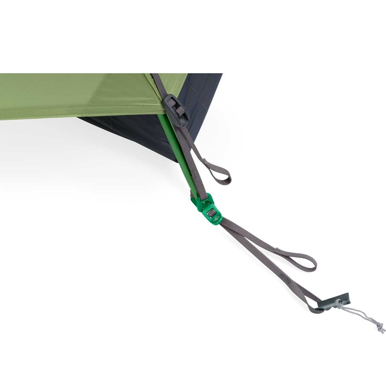 Sea To Summit Alto TR2 Plus Ultralight Tent - Green - quick connect foot