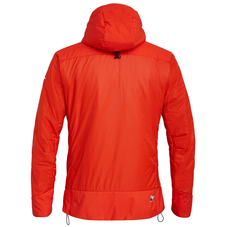 Salewa Ortles Tirolwool Celliant Jacket - Pumpkin