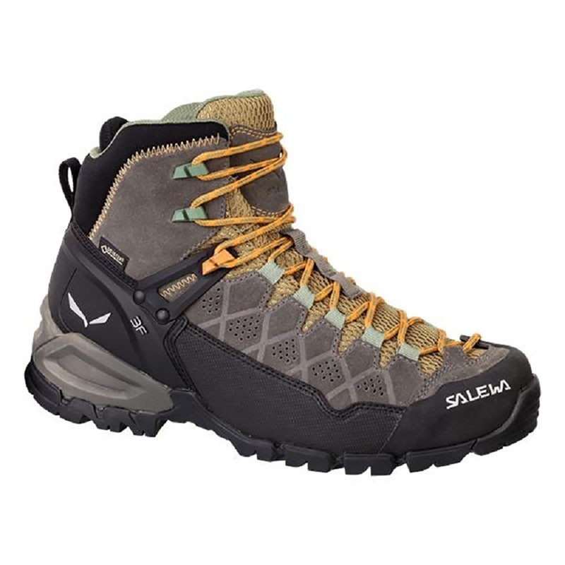 The Salewa Alp Trainer Mid GTX Women s walking boot available at ... 798428b7d6