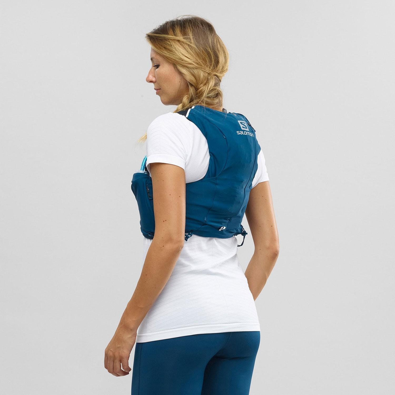 Salomon Adv Skin 8 Set Women's Running Pack