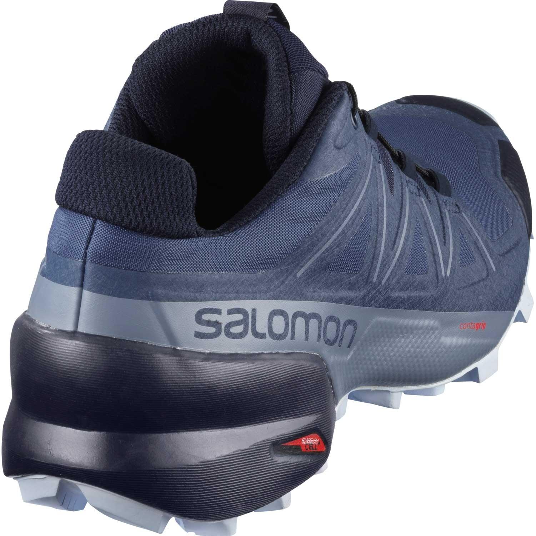 Salomon Speedcross 5 - Women's Sargasso Sea / Navy Blazer / Heather