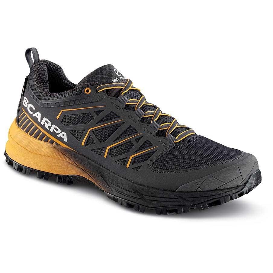 Scarpa Proton XT GTX Running Shoe - Men's - Obsidian/Mango
