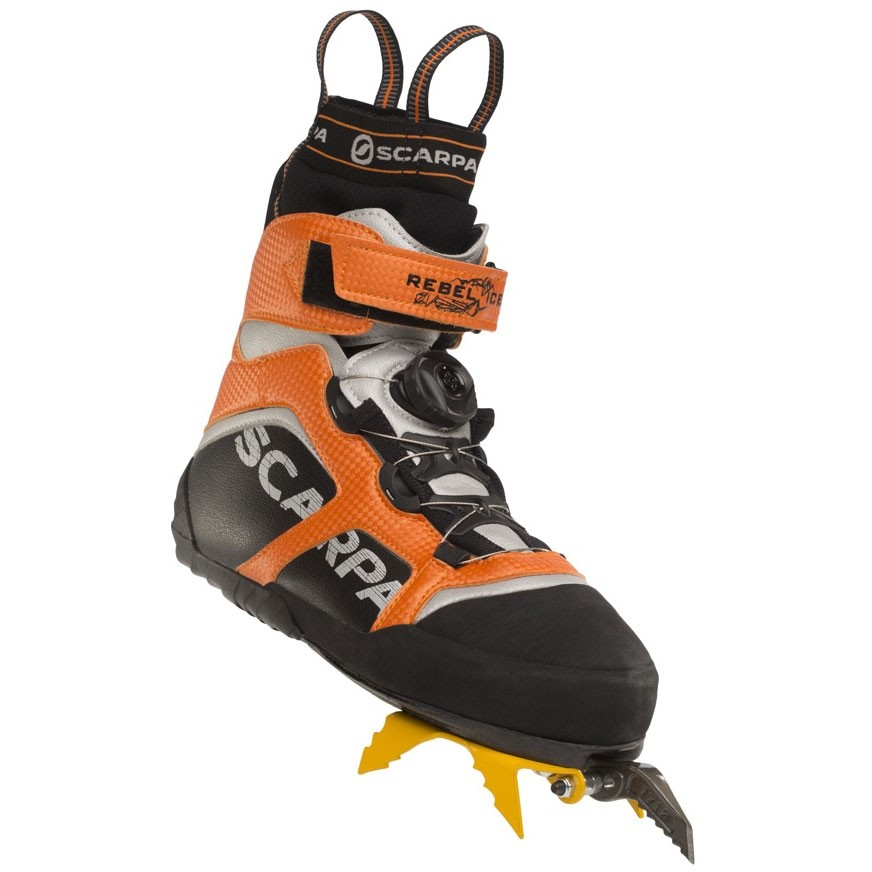 Scarpa Rebel Ice (please note: crampon not included!)