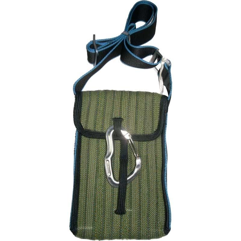 Scavenger Small Karabiner Bag - Green
