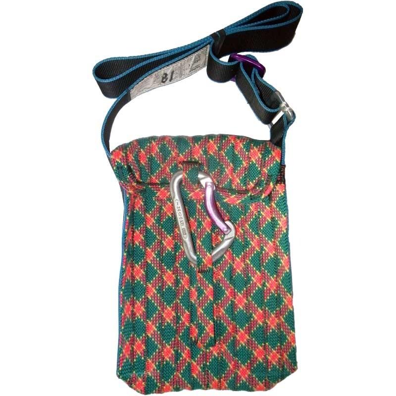 Scavenger Small Karabiner Bag - Pink