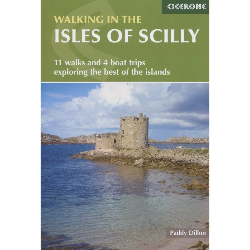 Walking in the Isles of Scilly by Cicerone