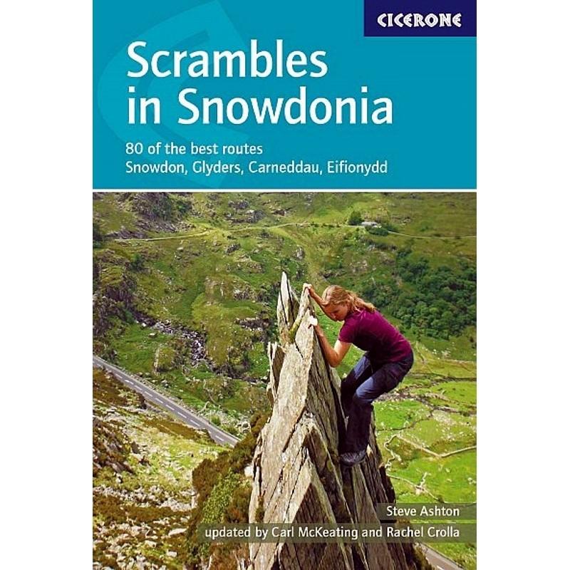Scrambles in Snowdonia: Cicerone
