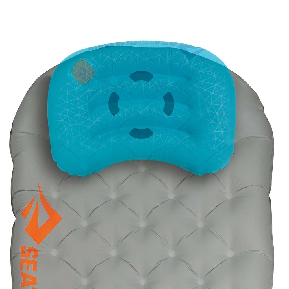 Sea to Summit Ether Light XT Insulated Sleeping Mat Pillow lock - Dark Grey - Regular