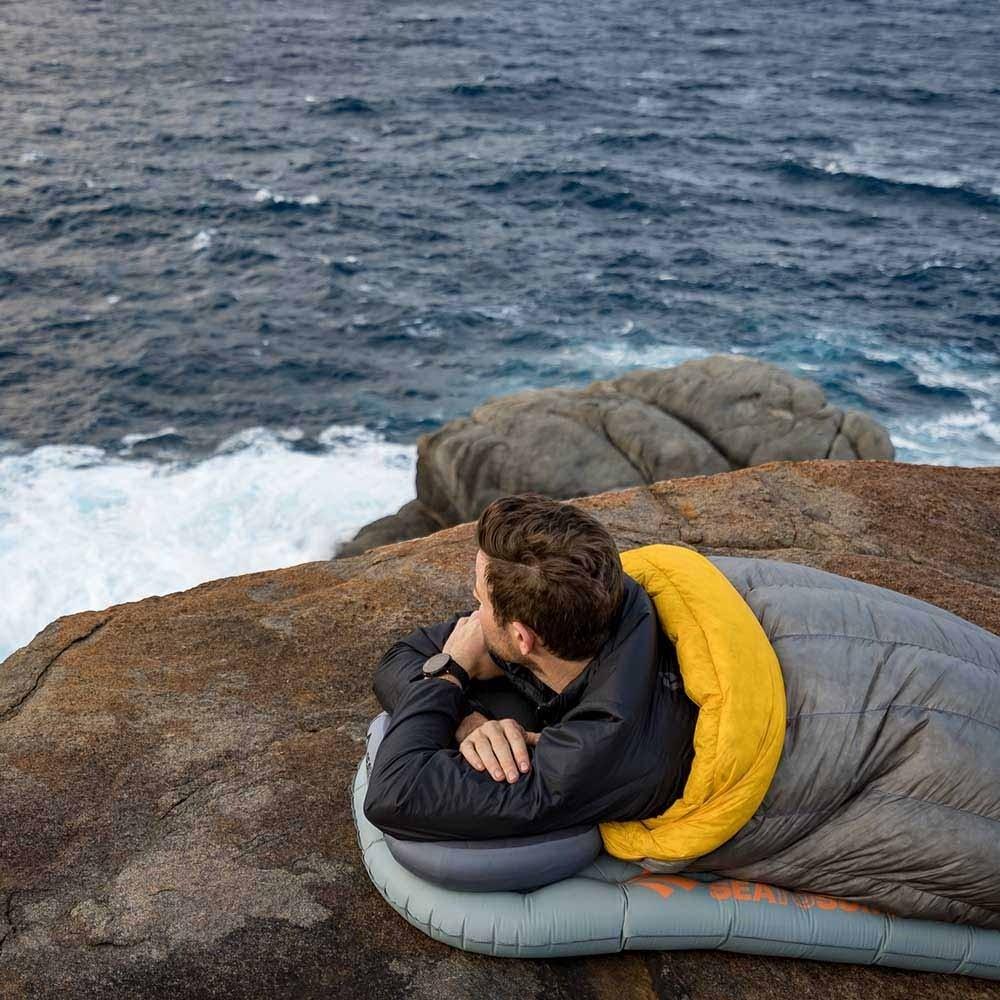 Sea to Summit Ether Light XT Insulated Sleeping Mat - Dark Grey - Regular