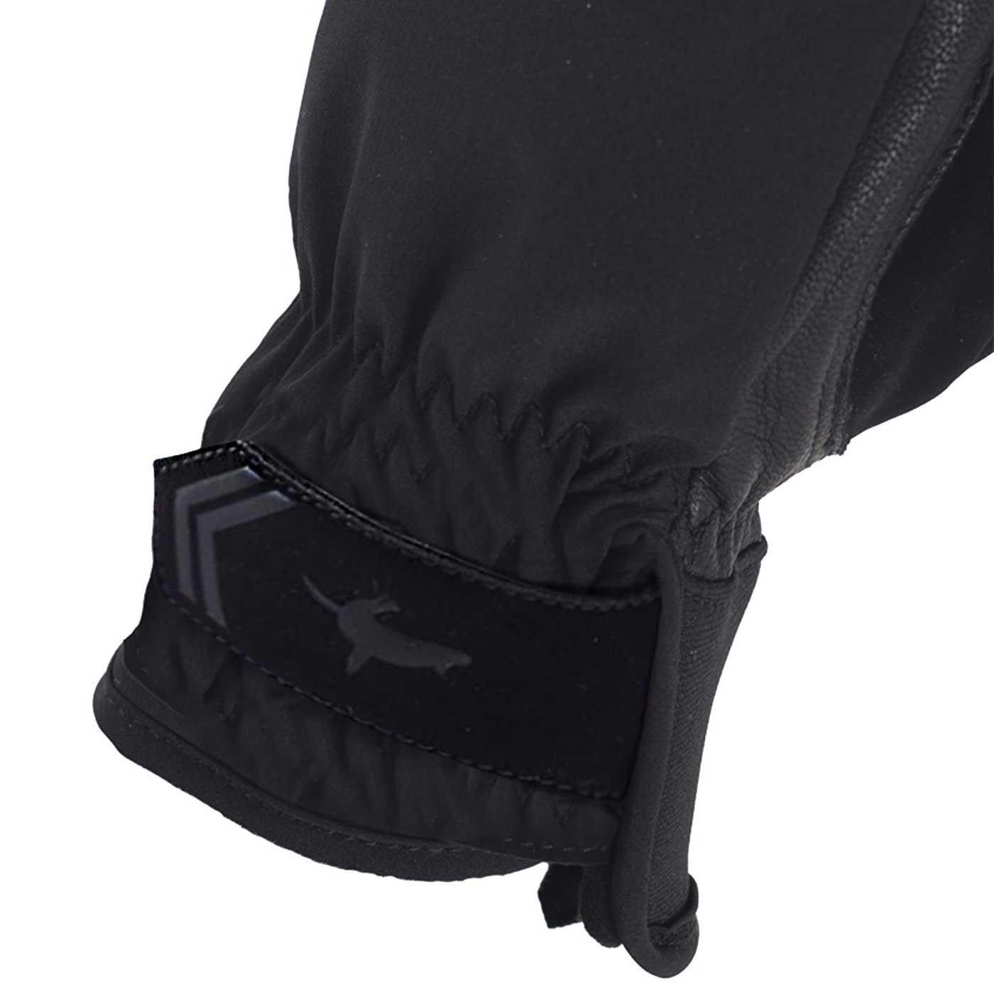 Sealskinz All Season Waterproof Men's Gloves - Black/Charcoal - tab