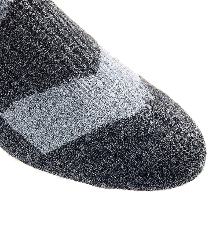 Sealskinz-Walking socks ankle-Grey Marl-Dark Grey-closeup-W17