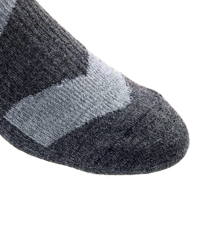Sealskinz-Walking socks mid-Grey Marl-Dark Grey-Closeup-W17