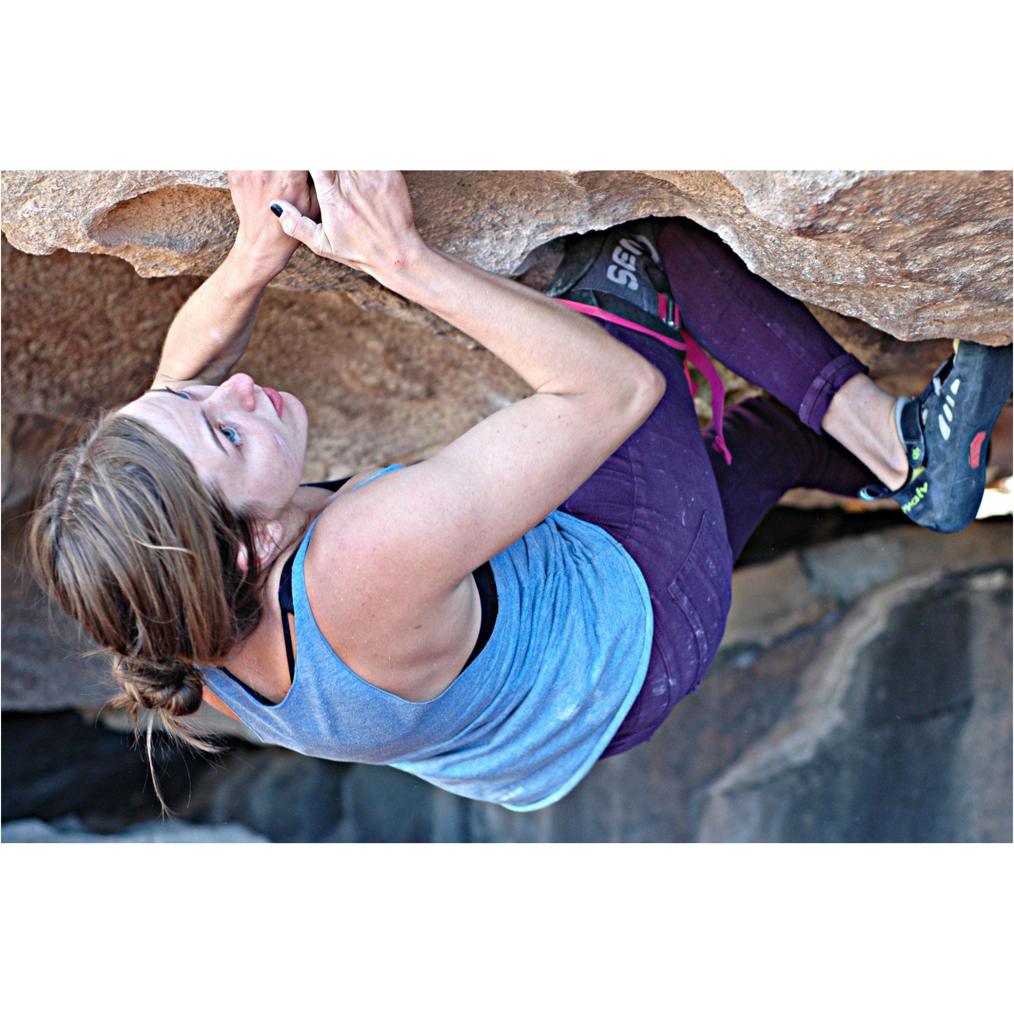 Send Climbing Mini Classic Knee pad