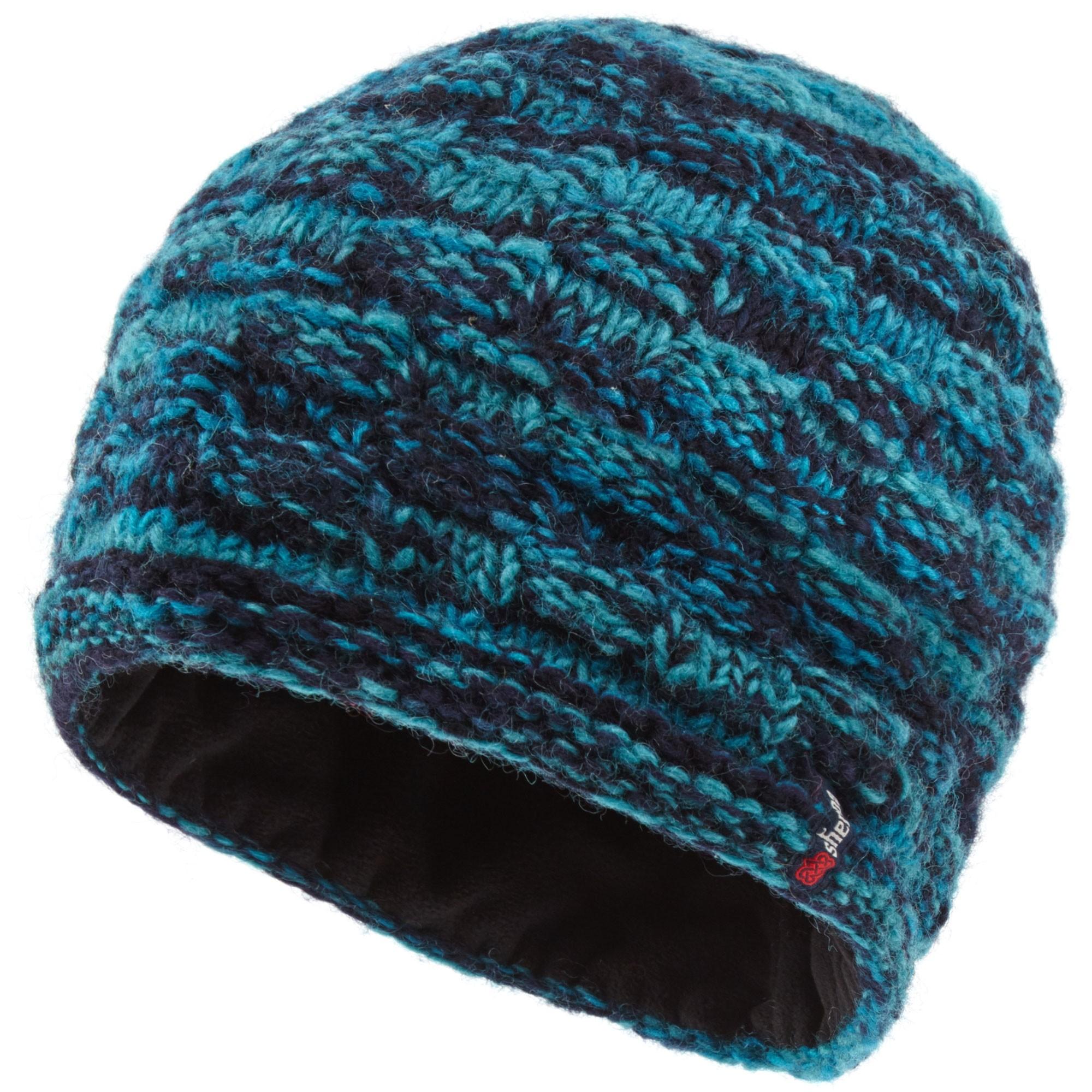 Sherpa Basket Weave Rimjhim Hat - Rathee