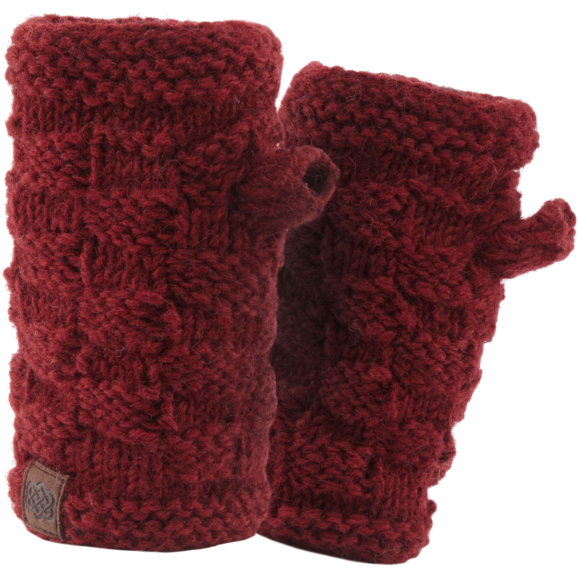 Sherpa Ilam Hand Warmers - Potala Red