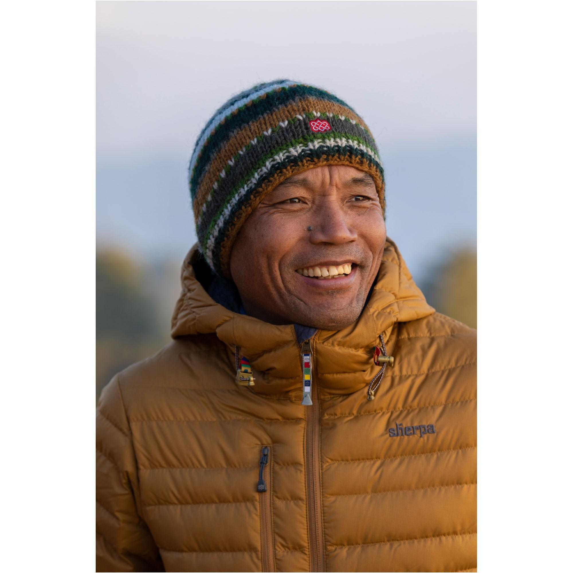 Sherpa Khunga Hat - Mewa Green
