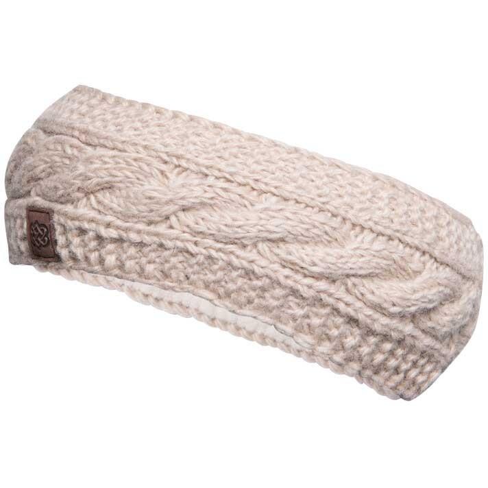 Sherpa Kunchen Headband - Karnali Sand
