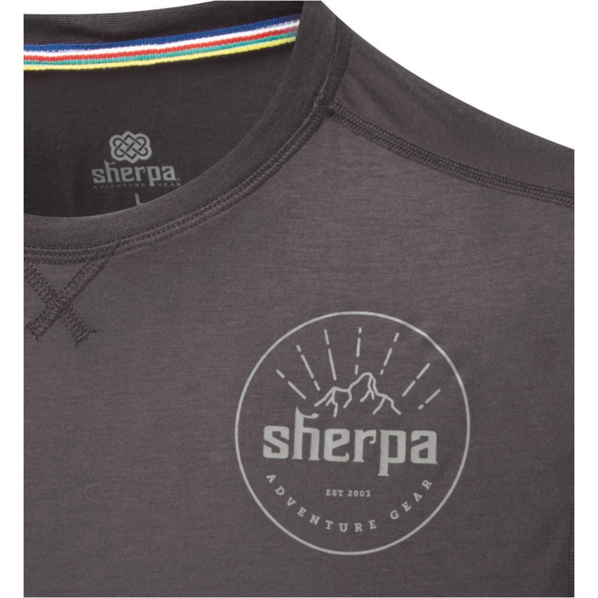 Sherpa Nima Long Sleeved Crew - Kharani