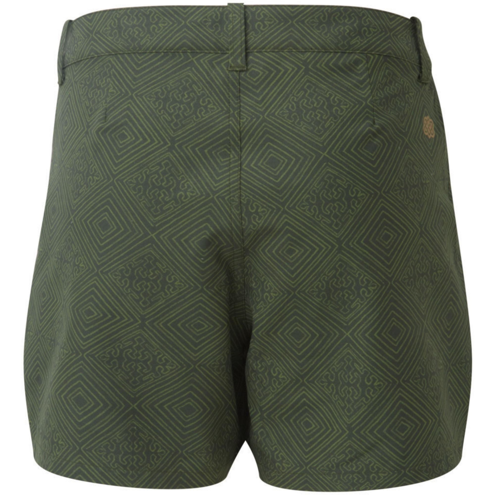 Sherpa Jatra Shorts - Mewa Green