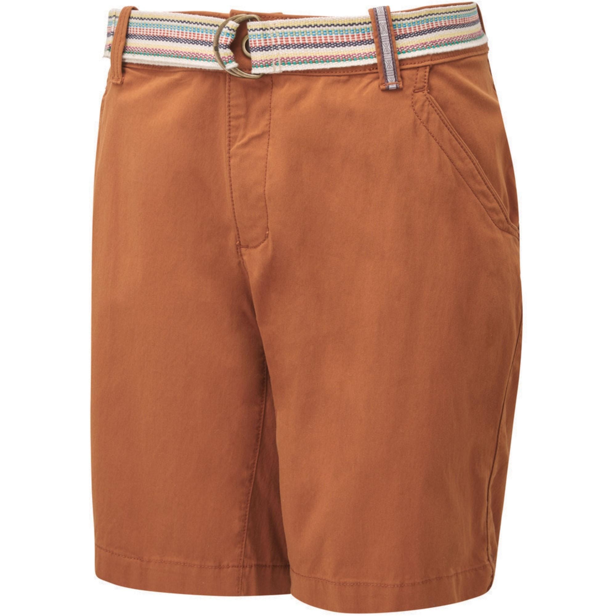 SHERPA - Women's Mirik Shorts - Pital
