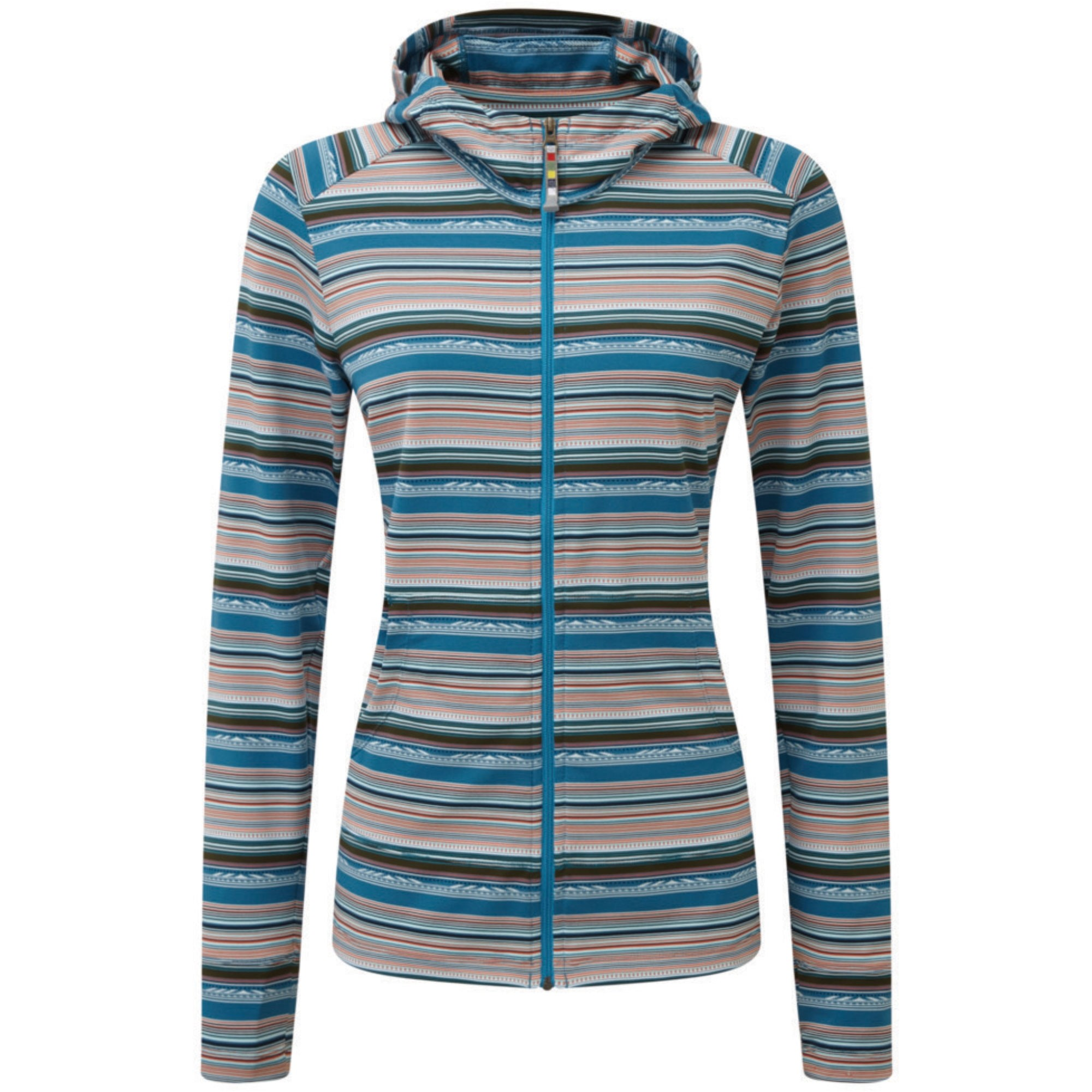 Sherpa Preeti Jacket - Blue Tara
