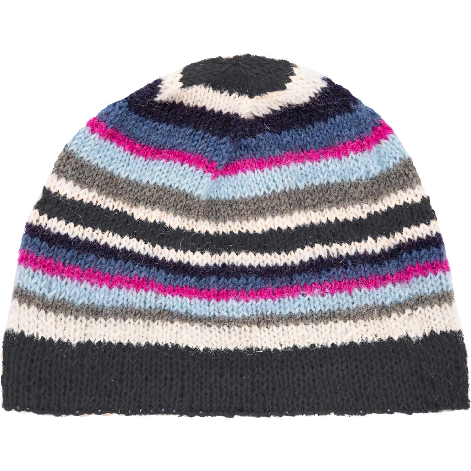 Sherpa Pangdey Hat - Rathee Blue