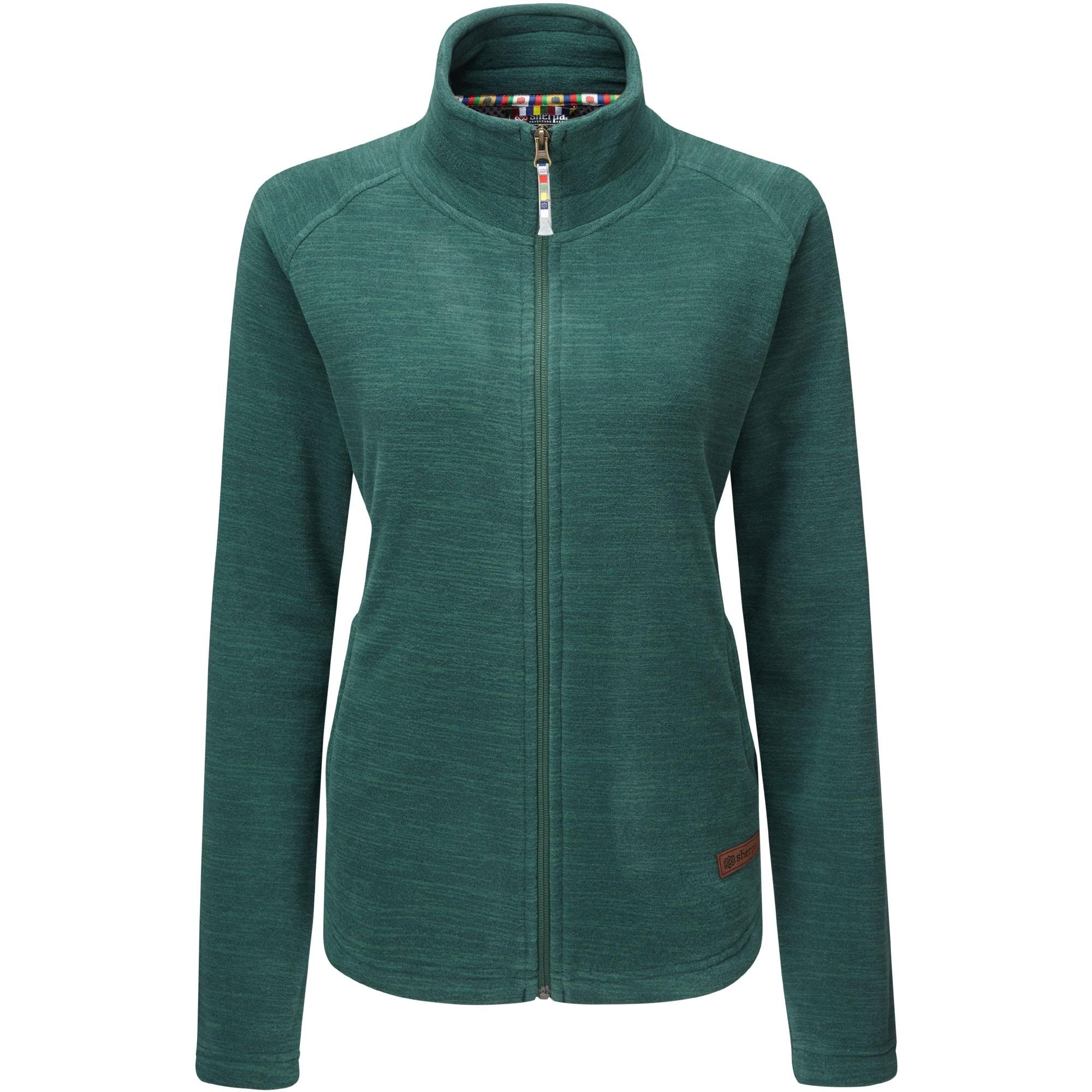 Sherpa Sonam Jacket Rathna Green