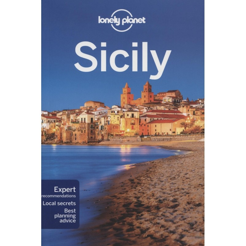 Sicily: Lonely Planet Travel Guide