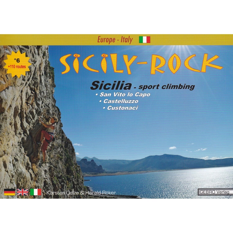 Sicily-Rock Sport Climbing