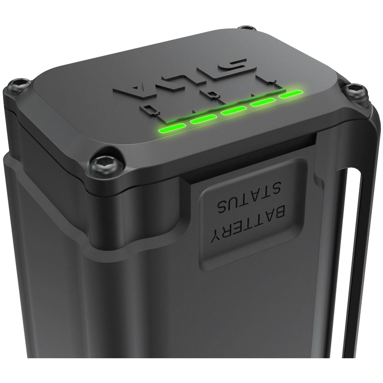 Silva LIMITLESS Battery pack 3,3Ah Li-Ion - Battery life indicator