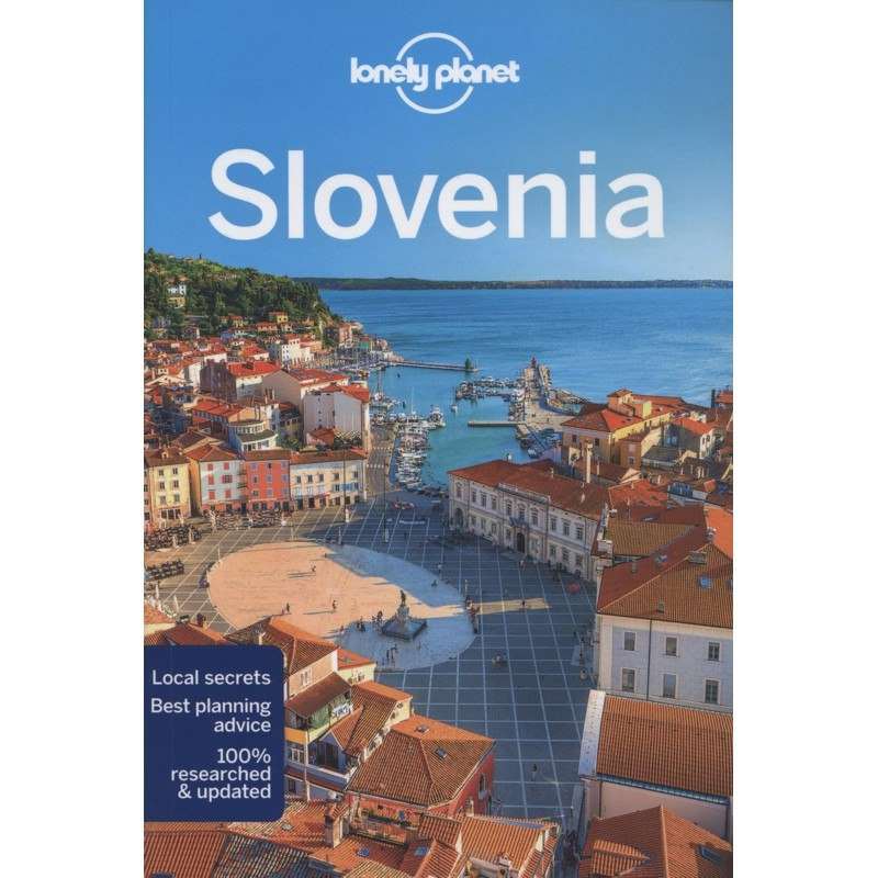Slovenia: Lonely Planet Travel Guide