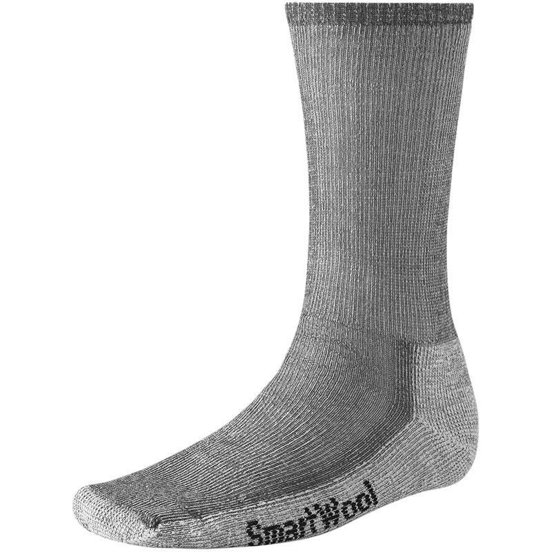 Smartwool Hike Medium Crew Merino Socks - Grey