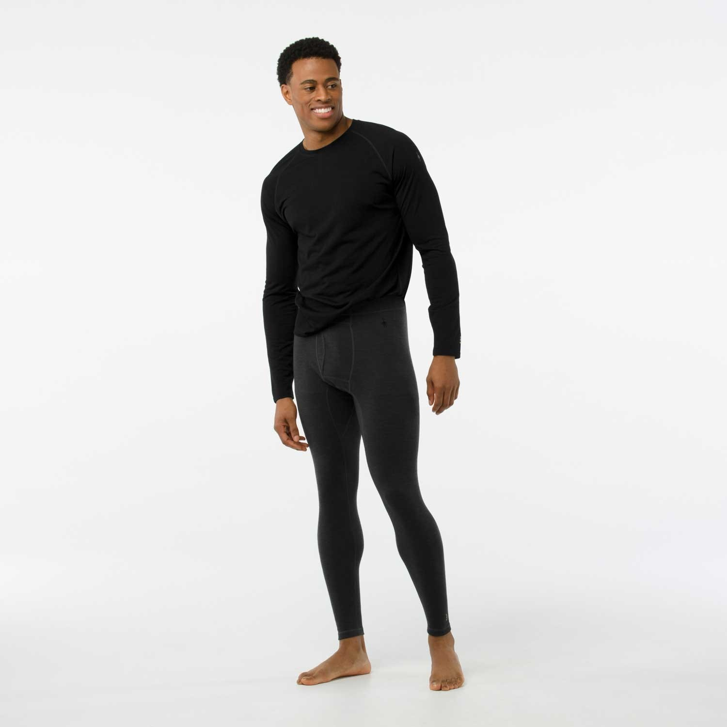 Merino 250 Baselayer Bottom - Men's - Charcoal Heather