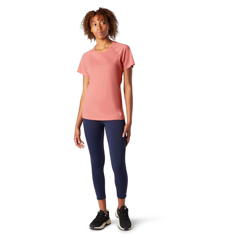 Smartwool Merino 150 Baselayer Short Sleeve - Womens - Tea Rose