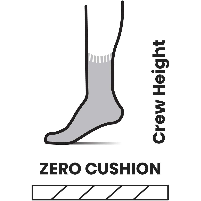Smartwool Classic Hike Zero Cushion