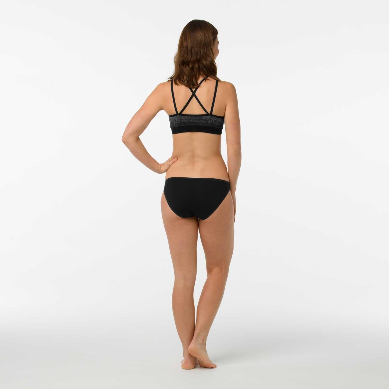 Smartwool Merino 150 Bikini - Womens - Black
