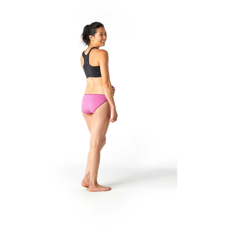 Smartwool Merino 150 Pattern Bikini - Womens - Meadow Mauve