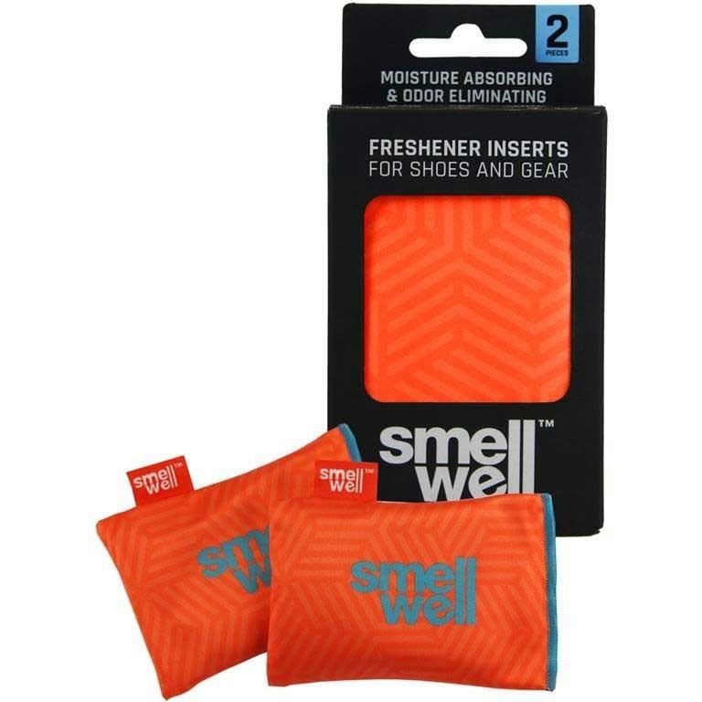 SmellWell Shoe Freshener - Orange Geo