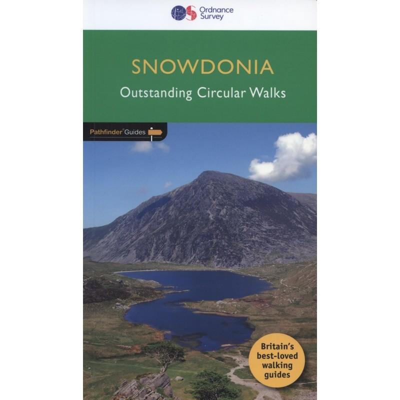 Snowdonia: Outstanding Circular Walks: PFG 10