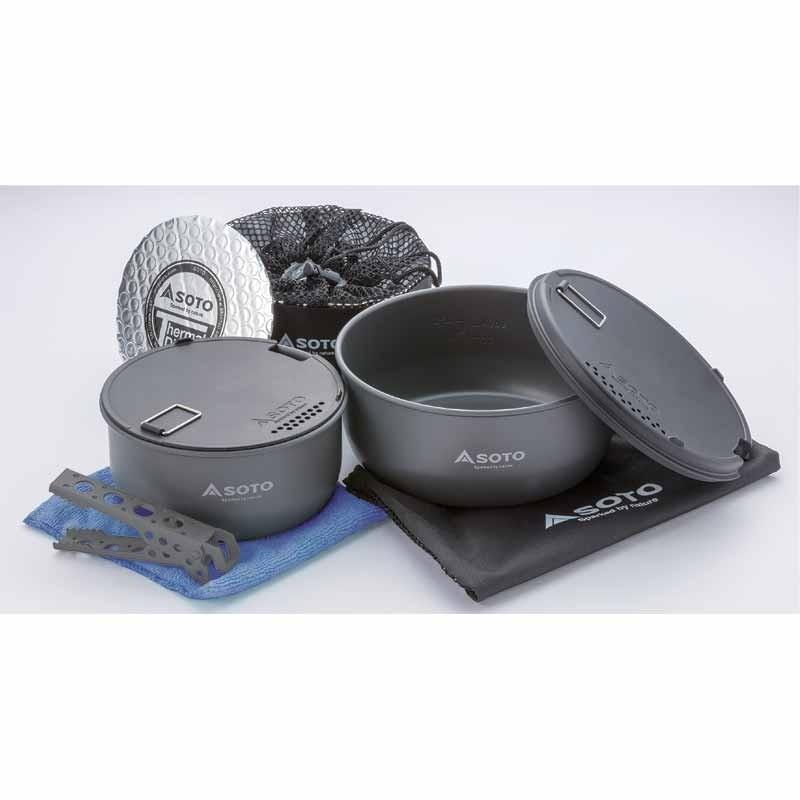 Soto Navigator Cook Set