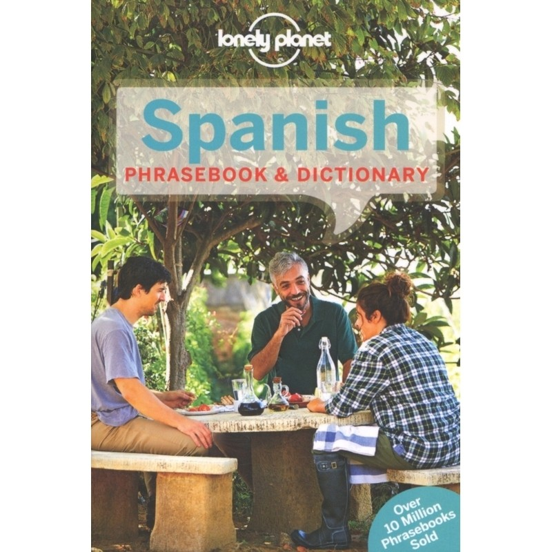Spanish: Lonely Planet Phrasebook & Dictionary