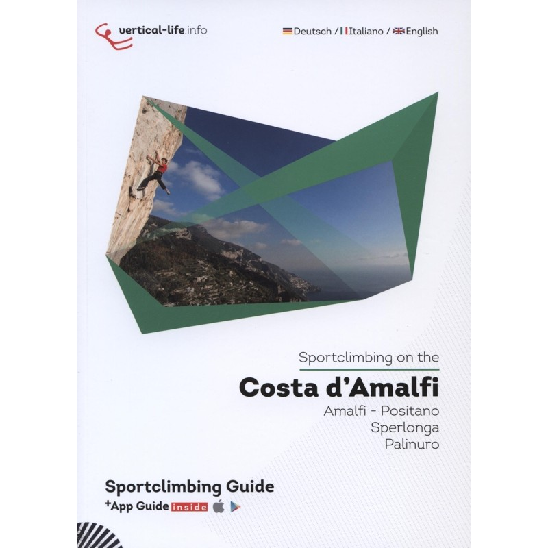 Sportclimbing on the Costa d Amalfi by Vertical-Life
