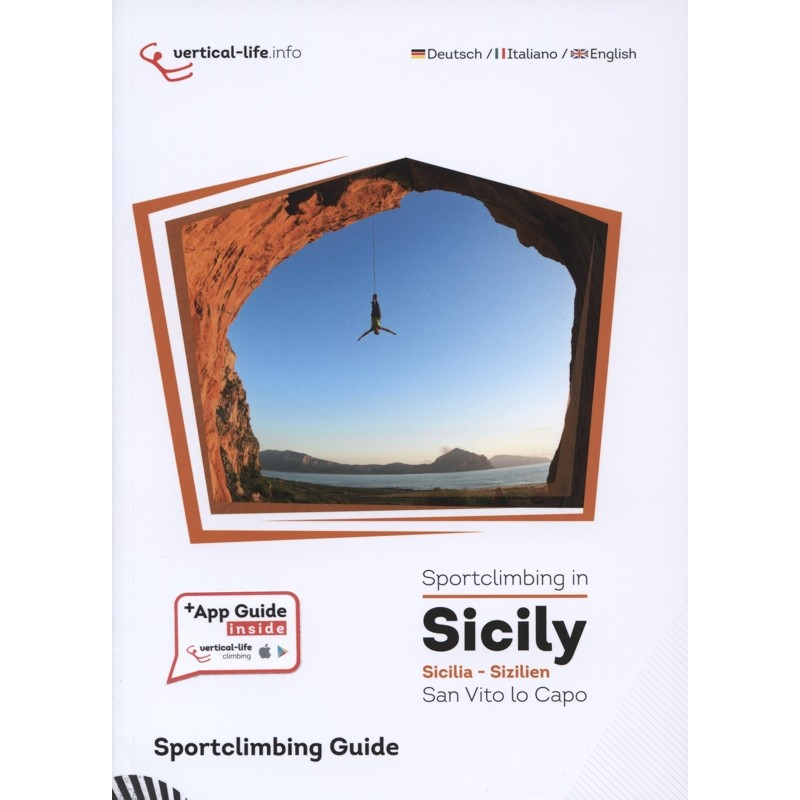 Sportclimbing in Sicily: San Vito lo Capo by Vertical-Life