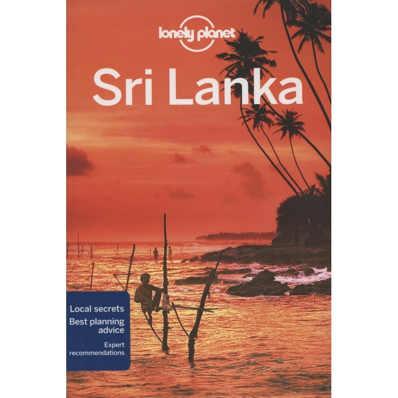 Sri Lanka by Lonely Planet