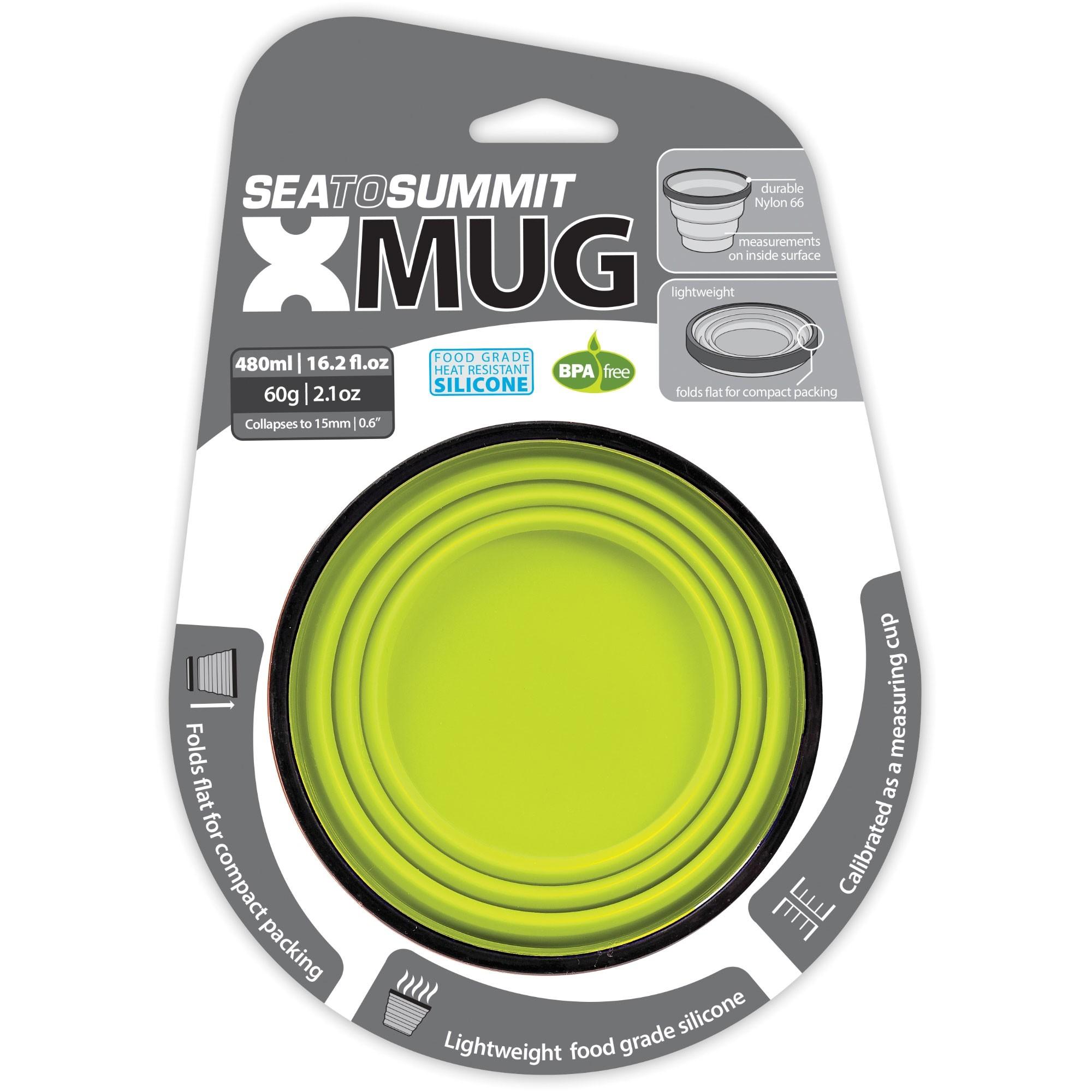 Sea to Summit X-Mug - Lime
