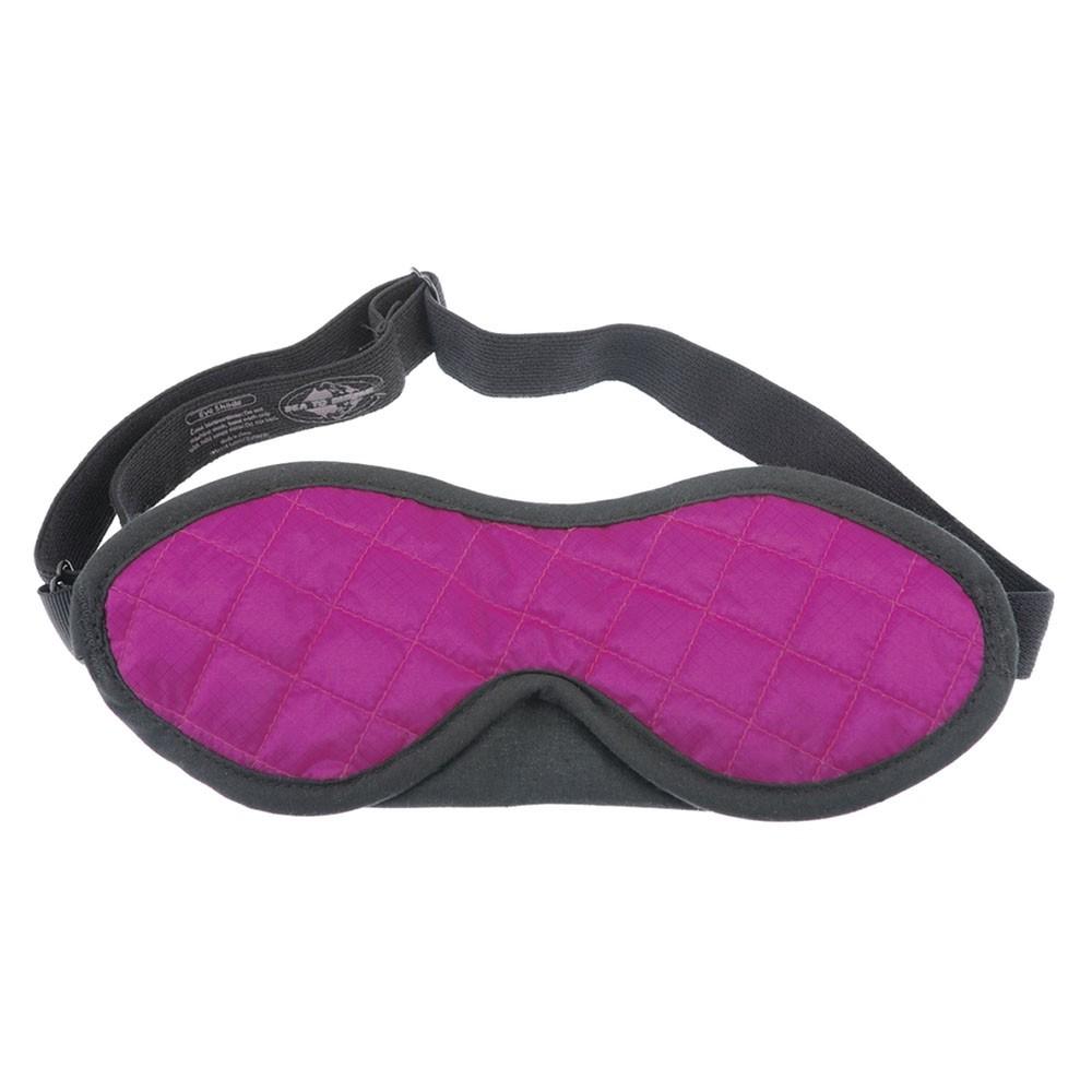 Sea to Summit Eye Shade Sleep Mask - Berry/Black