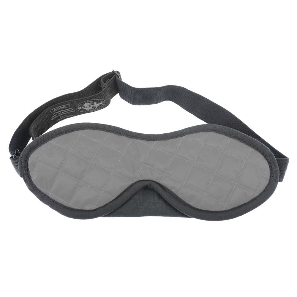 Sea to Summit Eye Shade Sleep Mask - Grey/Black